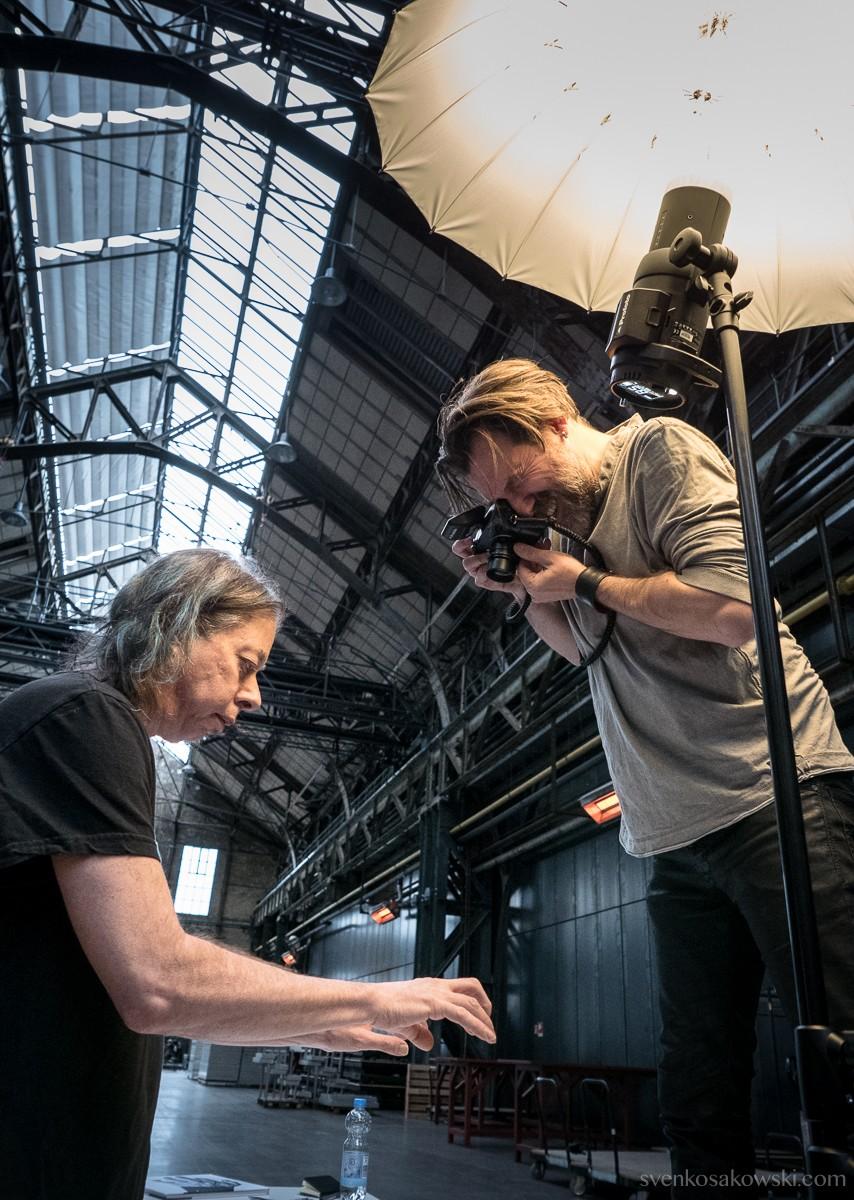 Shooting the HANDS of piano legend Adam Holzman