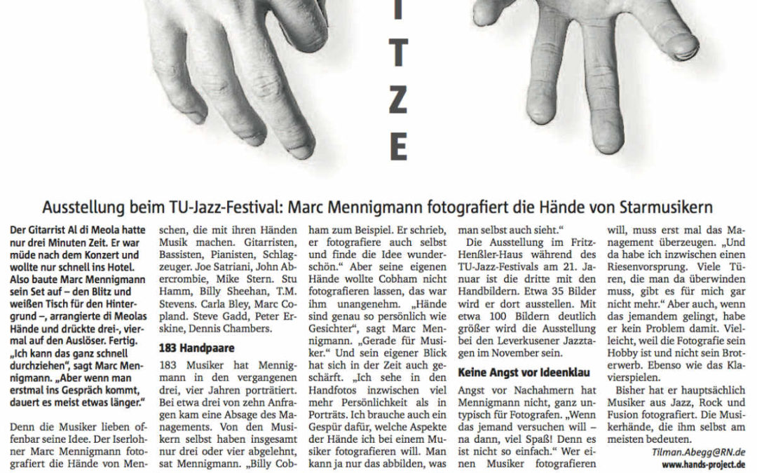German Newspaper Coverage