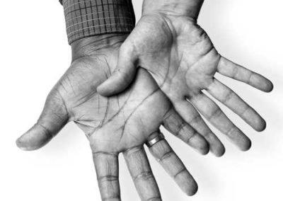 Bakithi & Ana - HANDS Logo
