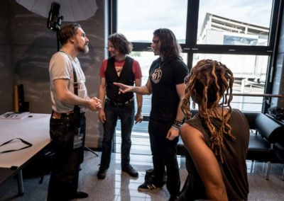 Making of HANDS with Phil X